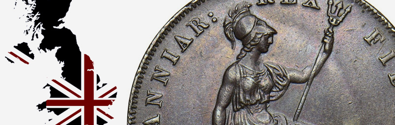 British coins price guide, values, errors and varieties