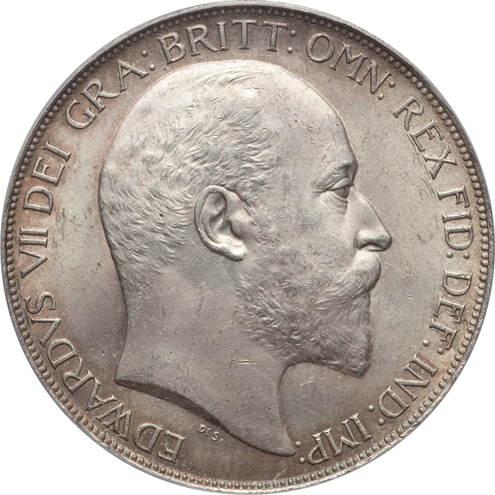 MS-60 - Crown 1902 - Edward VII
